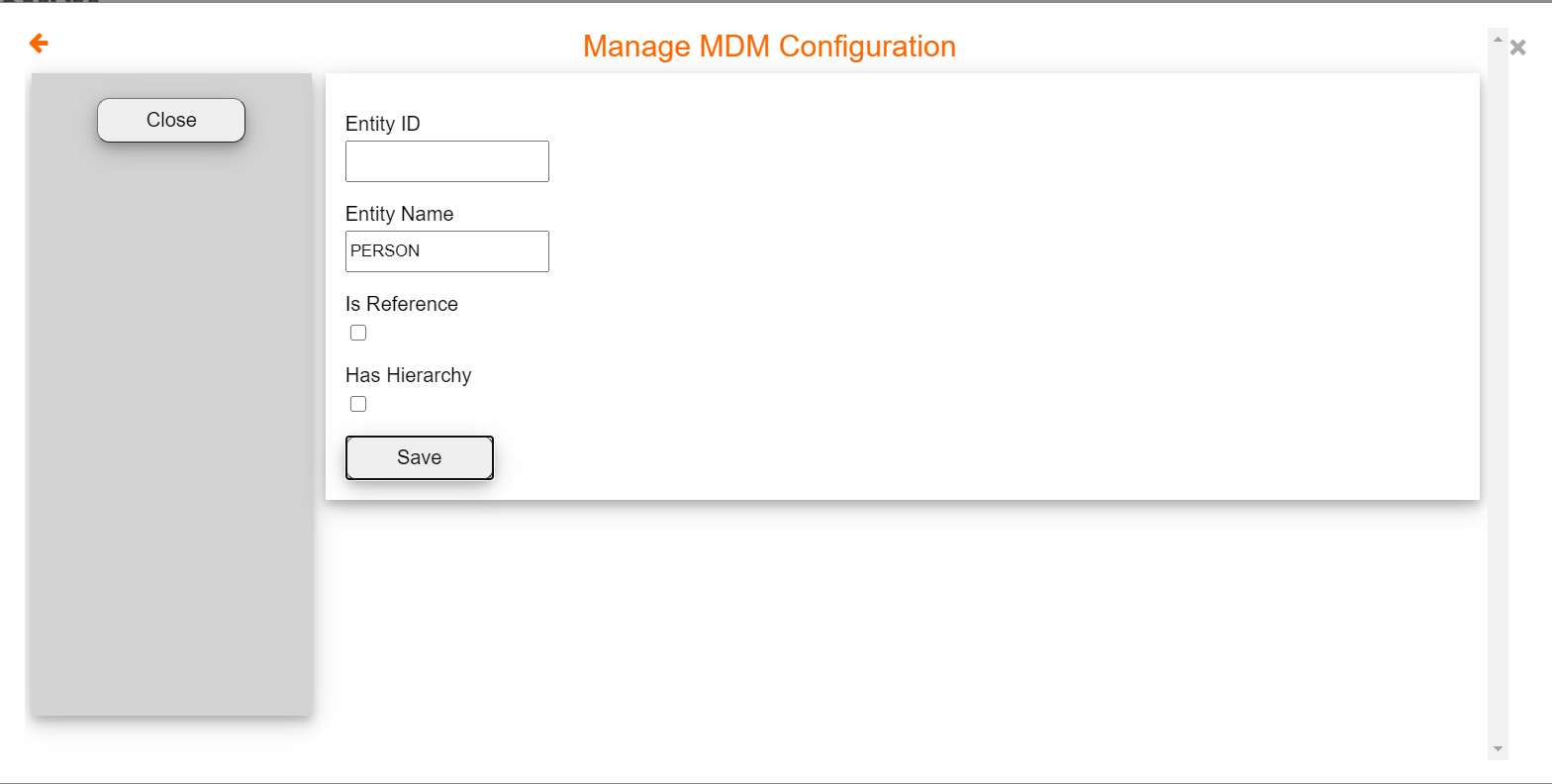View Application Config